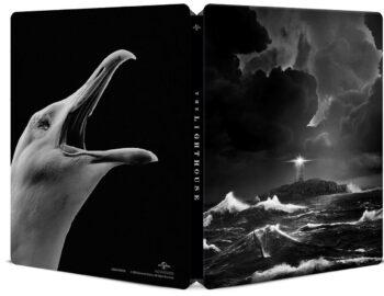 Steelbook z filmem Lighthouse na Blu-ray – ruszyła przedsprzedaż