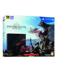 Playstation 4 Pro Limitowana Edycja Monster Hunter: World