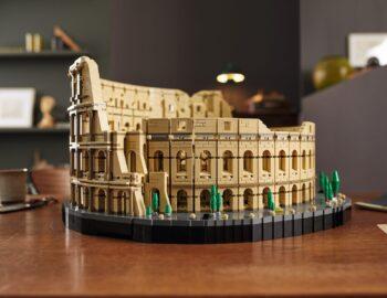 LEGO Creator Koloseum – największy zestaw w historii firmy
