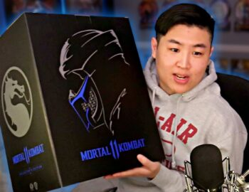 Unboxing kolekcjonerki Mortal Kombat 11 Ultimate