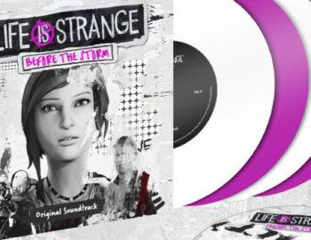 Edycja Kolekcjonerska Life is Strange: Before the Storm Vinyl Edition