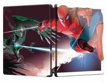 Steelbook z filmem Spider-Man Homecoming w 4K – ruszyła przedsprzedaż