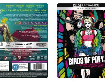 Steelbook z filmem Ptaki nocy w 4K – ruszyła przedsprzedaż