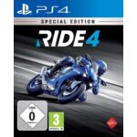 RIDE 4 Special Edition za około 286 zł z wysyłką na Amazonie