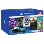Gogle Sony PlayStation VR + PlayStation Camera V2 + 5 gier za 999 zł W Media Markt