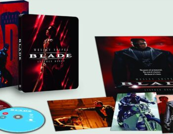 Kolekcjonerka filmu Blade w 4K dostępna w przedsprzedaży