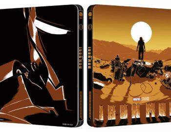 Iron Man 4K w Steelbooku Mondo – ruszyła przedsprzedaż