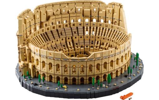 Uruchomiono sprzedaż zestawu LEGO Creator Koloseum