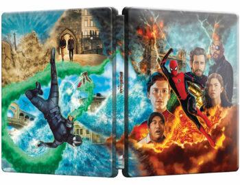 Spider-Man: Daleko od domu w Steelbooku 3D – ruszyła przedsprzedaż