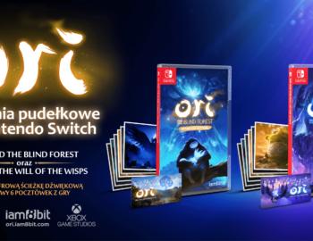 Pudełkowe wydania Ori na Nintendo Switch dostępne w Polsce