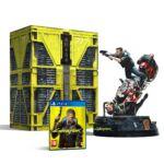 Edycja Kolekcjonerska Cyberpunk 2077 za około 812 zł z wysyłką na Amazonie