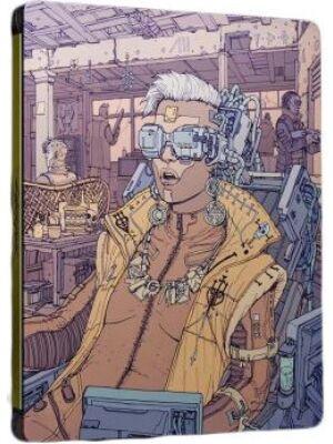 Cyberpunk 2077 Steelbook Voodoo