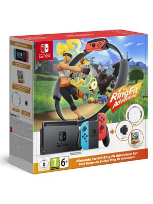 Konsola Nintendo Switch Ring Fit Adventure Set