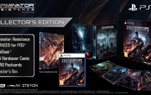 Edycja Kolekcjonerska Terminator: Resistance Enhanced dostępna w przedsprzedaży