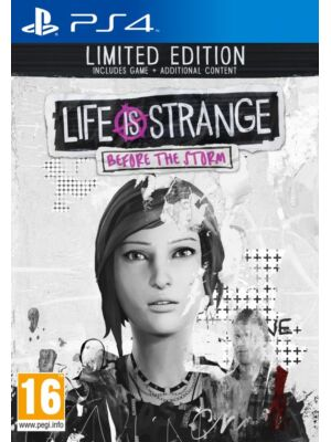 Life is Strange: Before the Storm Limited Edition