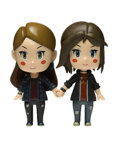 Life is Strange: Before the Storm figurki Chloe i Rachel