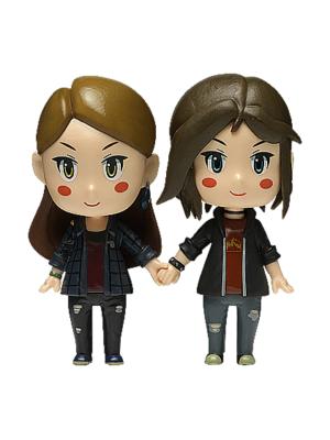 Life is Strange: Before the Storm figurki Chloe i Rachel