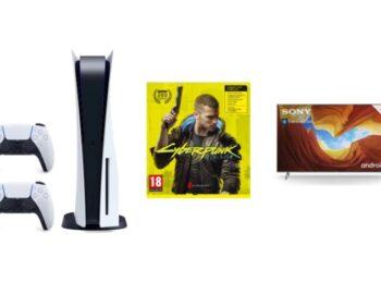 Zestawy z Playstation 5 dostępne w Media Markt