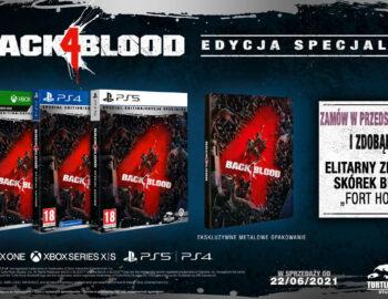 Specjalne wydania Back 4 Blood