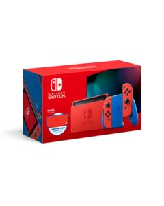 Konsola Nintendo Switch Mario Red & Blue Edition