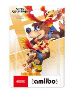 Amiibo Super Smash Bros. – Banjo & Kazooie