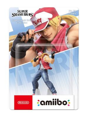 Amiibo Super Smash Bros. – Terry Bogard
