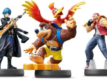 Nowe amiibo z Super Smash Bros. dostępne w przedsprzedaży