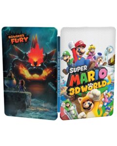 Super Mario 3D World + Bowser's Fury Steelbook
