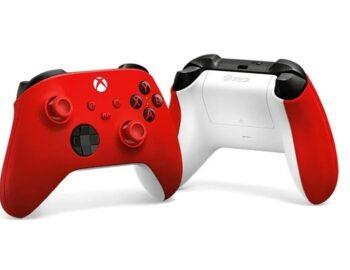 Ruszyła przedsprzedaż kontrolera Xbox Series X Pulse Red