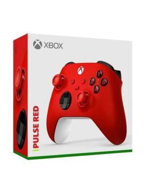 Kontroler Xbox Series X   S Pulse Red