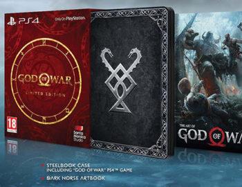 God of War – poznaliśmy datę premiery i zawartość edycji limitowanych w Europie