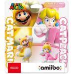 Zestaw amiibo Super Mario Cat Mario & Cat Peach za 118 zł w Media Markt