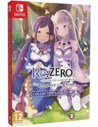 Re:ZERO Starting Life in Another World The Prophecy of the Throne Collector's Edition