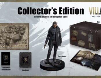 Capcom zapowiada kolekcjonerskie wydanie Resident Evil Village
