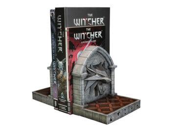 Wiedźmin 3 – specjalne podpórki do książek od Dark Horse