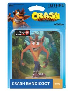 Totaku Crash Bandicoot