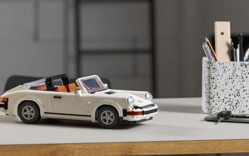 Wystartowała sprzedaż zestawu LEGO Creator Porsche 911