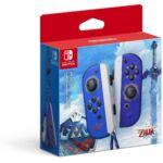 Nintendo Switch Joy-Con edycja The Legend of Zelda: Skyward Sword HD (Hylian Shield and Master Sword)