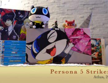 Unboxing limitowanej edycji Persona 5 Strikers