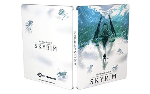 The Elder Scrolls V: Skyrim z nowym Steelbookiem