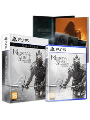 Mortal Shell Enhanced Edition Deluxe Set
