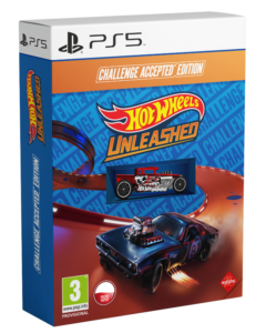 Hot Wheels Unleashed Edycja Challenge Accepted