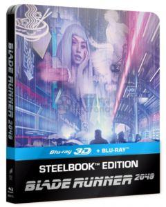 Blade Runner 2049 Steelbook Mondo
