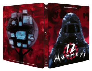 Steelbook z filmem 12 małp na Blu-ray dostępny w przedsprzedaży