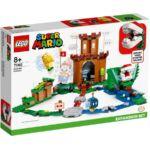 LEGO Super Mario 71362 Twierdza strażnicza za 154,11 zł na polskim Amazonie