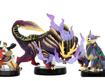 Amiibo Magnamolo, Palamute i Palico z Monster Hunter Rise dostępne w My Nintendo Store