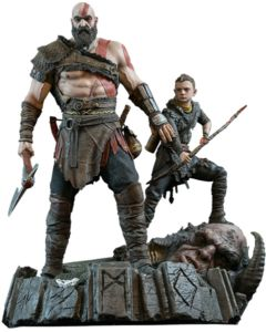 Statua God of War 38 cm