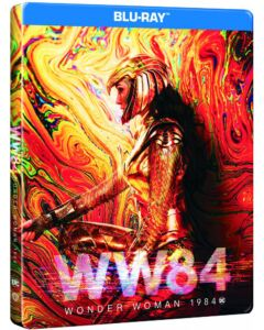 Wonder Woman 1984 Steelbook