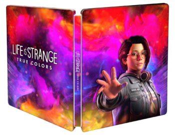 Steelbook z Life Is Strange: True Colors jako przedsprzedażowy gratis w Polsce
