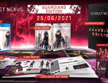 Poznaliśmy datę premiery oraz specjalne wydanie Scarlet Nexus